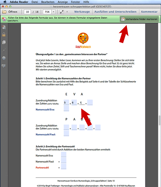 Screenshot 1 Adobe<sup>®</sup> Reader<sup>®</sup>